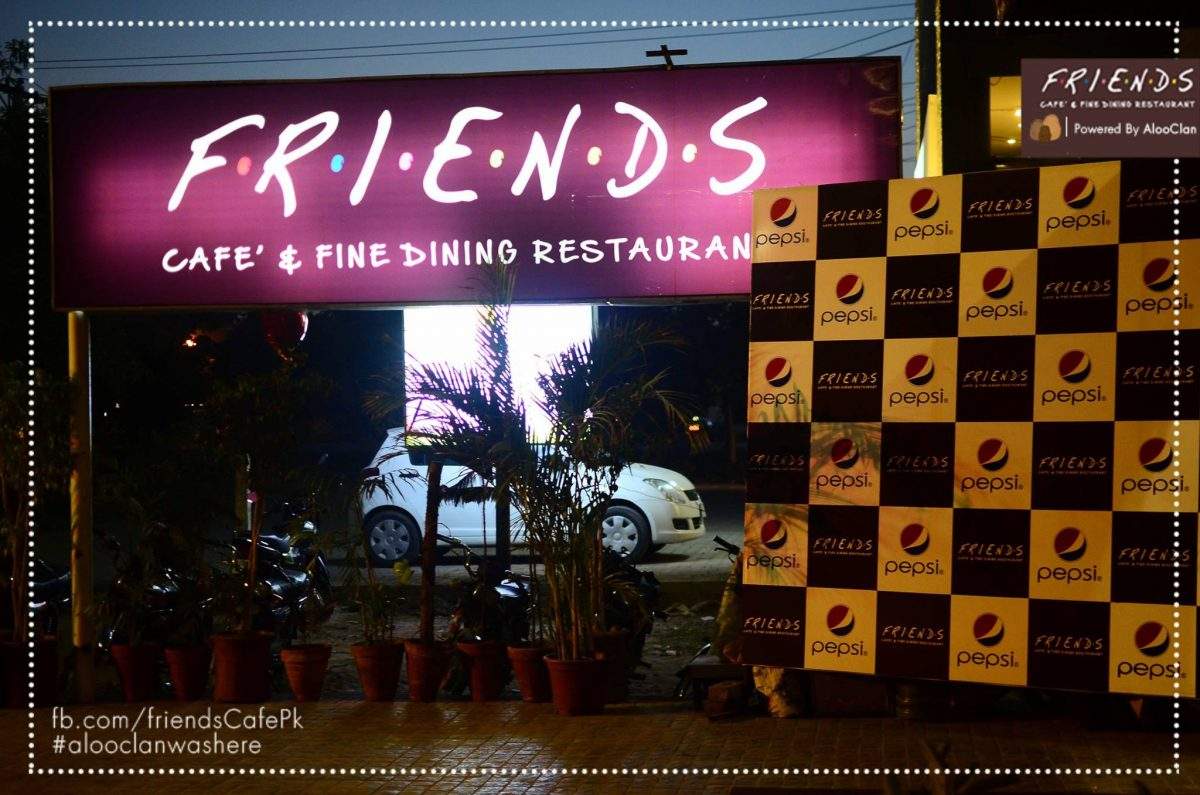 Friends Cafe' & Fine Dining Restaurant