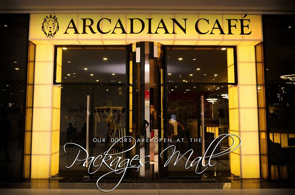 Arcadian Cafe – Packages Mall