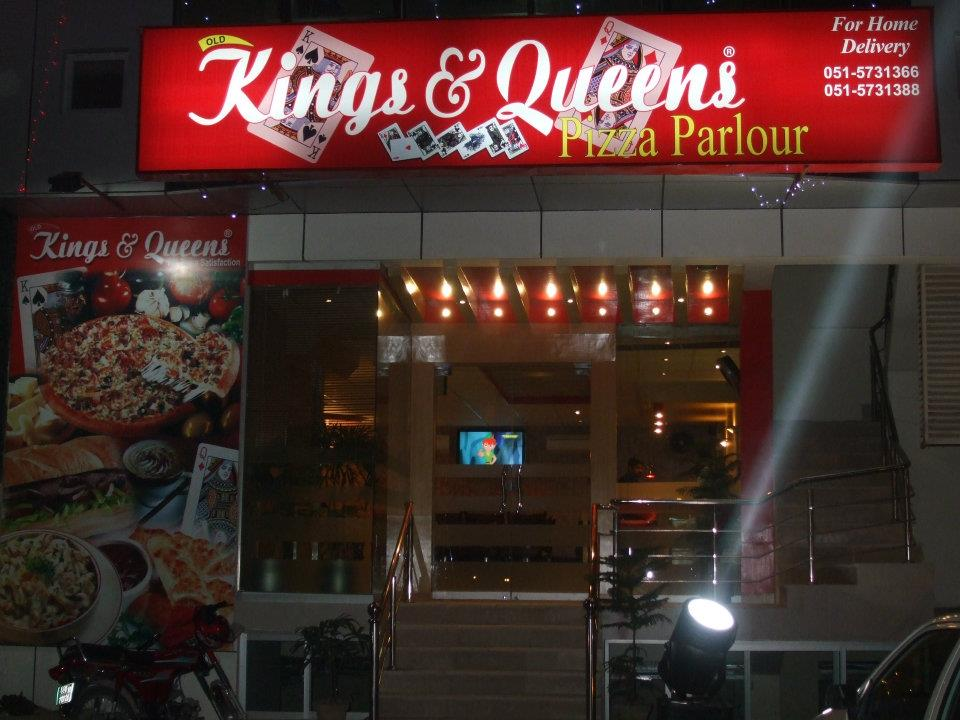 Kings & Queens Pizza Parlour