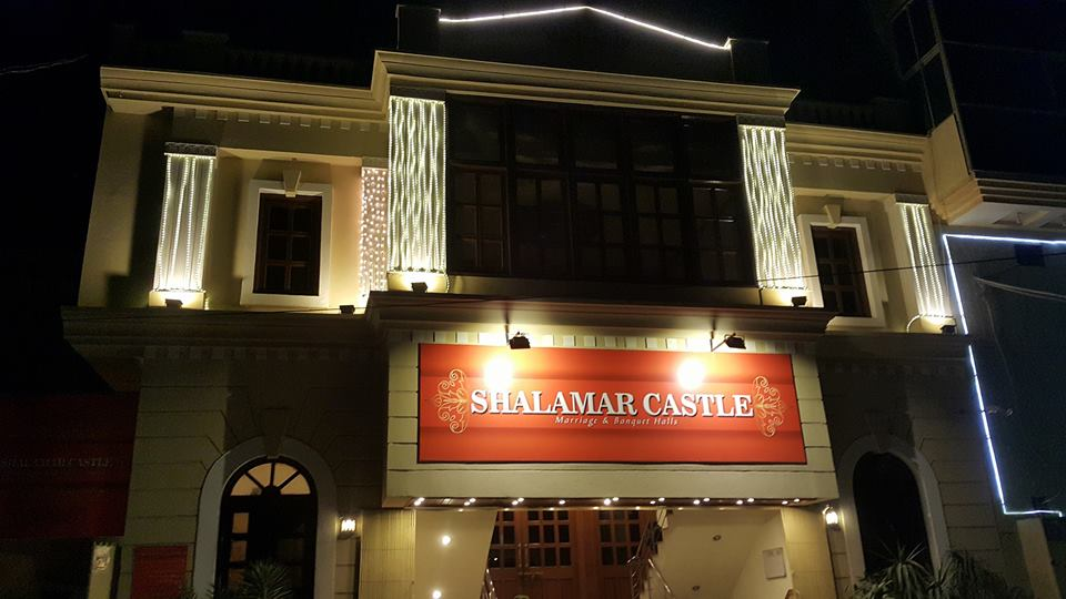 Shalamar Castle Marriage & Banquet Halls