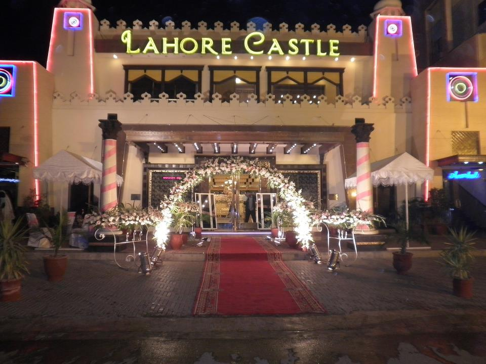 Lahore Castle Banquet Hall