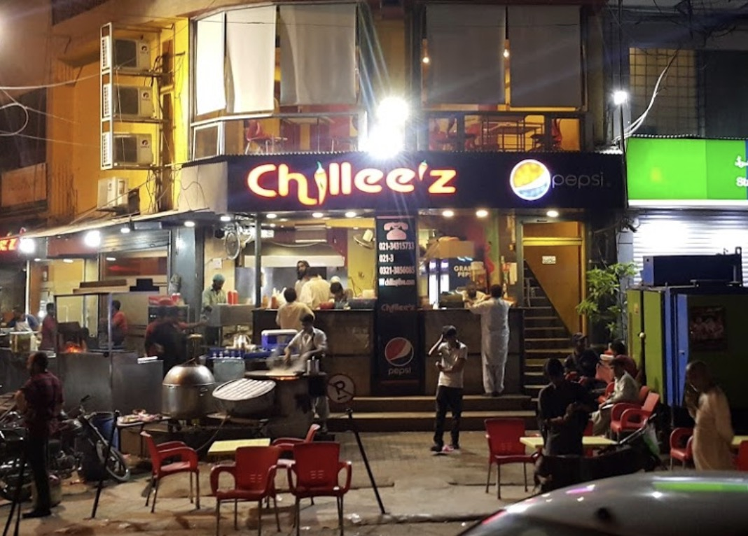 Chillee'z Restaurant