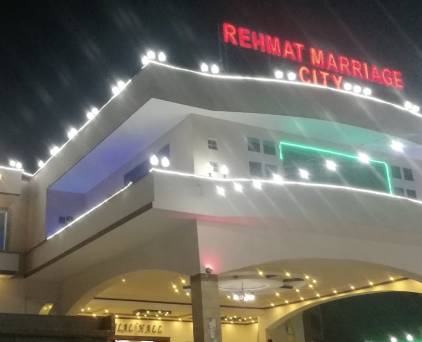 Rehmat Marriage City