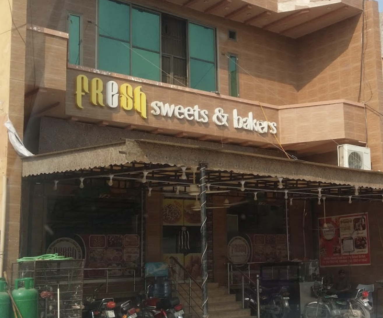 Fresh Sweets & Bakers