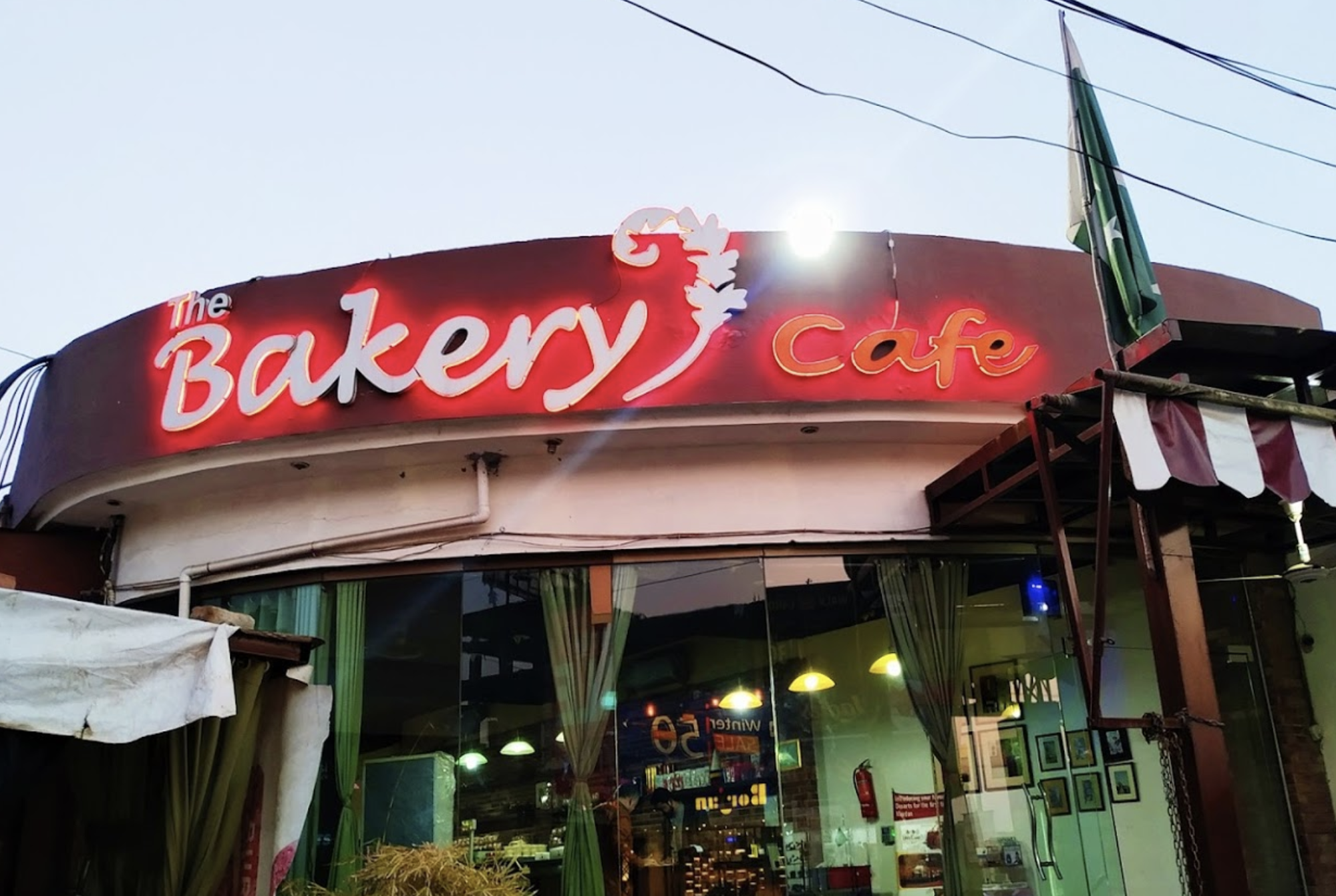 The Bakery Cafe
