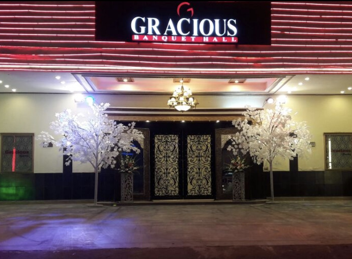 Gracious Events Banquet Hall
