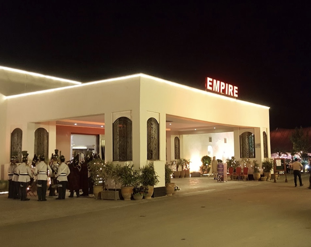 Empire Marquee