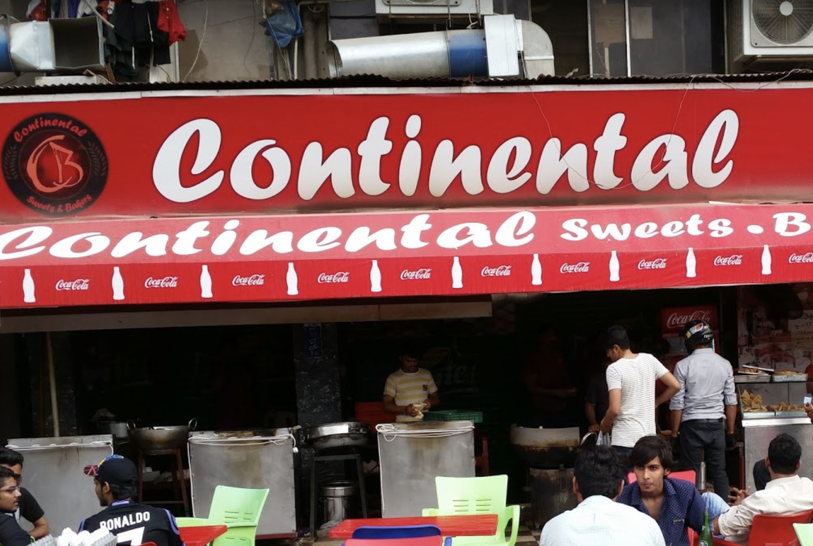 Continental Sweets & Bakers